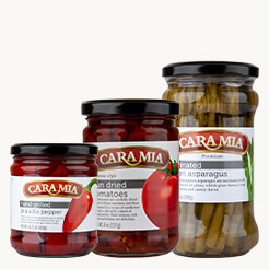 Click here to purchase Cara Mia Specialty Items products