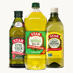 Click here to purchase STAR Olive Oils products