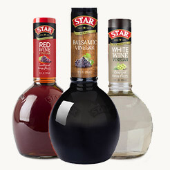 Click here to purchase STAR Vinegars products