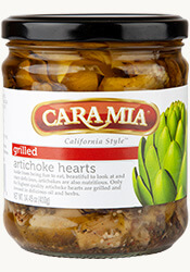 Grilled Artichoke Hearts - Buy Now