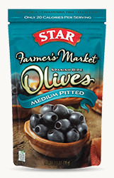 Spanish Ripe Medium Pitted Olives - Buy Now