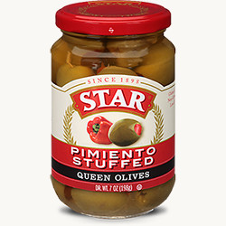 Pimiento Stuffed Queen Olives [star-01021.jpg]