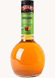 Organic Unfiltered Apple Cider Vinegar [star-06255.jpg]