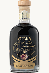 Ortalli High Density Gold Reserve Clelia Balsamic Vinegar of Modena [star-090125.jpg]