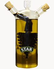STAR Olive Oil & Vinegar Cruet - Buy Now