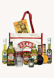 STAR Deluxe Mediterranean Kitchen Gift Set [star-gsdmk.jpg]